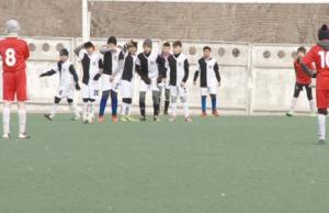 футбол Балхаш